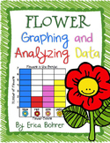 Flower Graphing, Tallying, and Analyzing Data