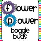 Flower Power Boggle Buds