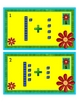 Flower Power Place Value Tiered Math Tub