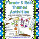 Flower &amp; Rain Activities