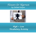 Flowers for Algernon High/Low Vocabulary Activity