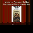 Flowers for Algernon  Powerpoint w/ Text Intro &amp; Literary 