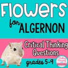 """Flowers for Algernon"" Study Guide Questions"