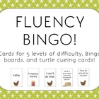 Fluency Bingo