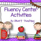 Fluency Center Activities