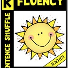 Fluency Center: Sentence Shuffle - Fun in the Sun - Kinder