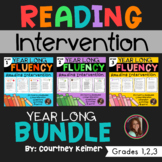 Fluency & Comprehension Reading Intervention Bundle for Gr