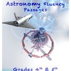 Fluency Passages 4th - 5th Grade