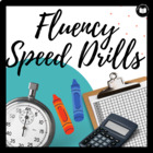 Fluency Speed Drill Packet {Word Lists &amp; More!}