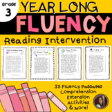 Fluency & Comprehension Reading Intervention for All Seaso