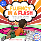 Fluency in a Flash - Folders to Get Families Involved with