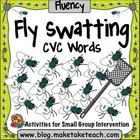 Fly Swatting CVC Words