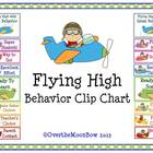 Flying High Behavior Clip Chart