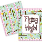 Flying High Owl/Bird Bulletin Board Set