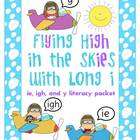 Flying High in the Skies with Long i (ie, igh, y literacy packet)