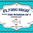 Flying High with the Sounds of Y