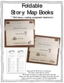 Foldable Story Map Books