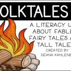Folktales {An ELA Mega Unit}