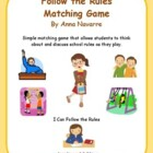 Follow Rules - Matching Game