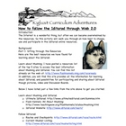 Follow the Iditarod Sled Dog Race with Web 2.0 Tools