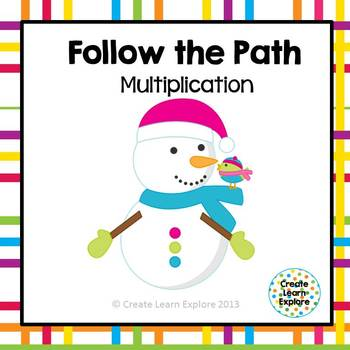 Follow the Path Multiplication
