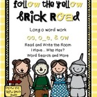 Follow the Yellow Brick Road: Word Work for Long O ( o_e,