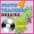 Fonts 4 Teachers Deluxe