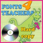 Fonts 4 Teachers Regular