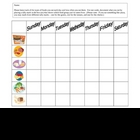 Food Group Tally