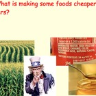 Food Industry / Health - Prices, Economics, Diabetes - Les