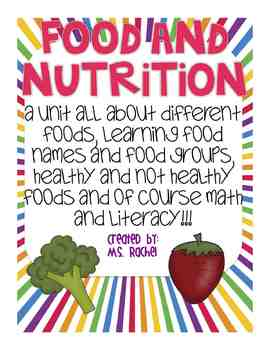 Food and Nutrition Unit!!