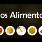 Foods (Los Alimentos) Power Point in Spanish (60 slides)