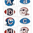 Football Alphabet Match