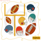 Football Clip Art
