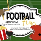 Football Fun - Superbowl/Football Theme Classroom Activities