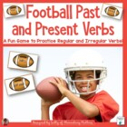 Football Past and Present Verbs