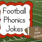 Football Phonics Jokes