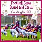 Football Themed Game and Cards Freebie