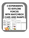 Force Experiments- 3 activites to investigate pushes, ramp