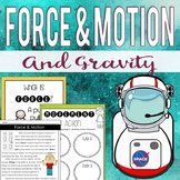 Force & Motion Mini-Unit (Anchor Charts, Worksheets & Activities)