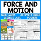 Force, Motion, and Simple Machines - Unit Activities