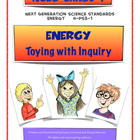 Force and Motion: Toying with Inquiry