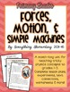 Forces, Motion, and Simple Machines for Primary Grades