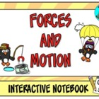 Forces and Motion Unit Activity