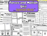 Forces and Motion Unit from Lightbulb Minds