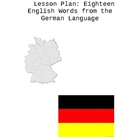 Foreign Words in English: 18 English Words from the German