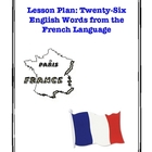 Foreign Words in English: 26 English Words from the French
