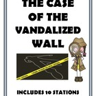 Forensic Science The Case of the Vandalized Wall