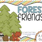 Forest Friends - A CVC Game