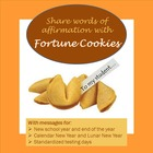 Fortune Cookie Affirmations for Students
